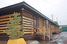 Чапаевские бани