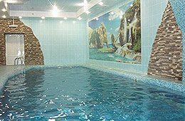 Райская лагуна на Дианова