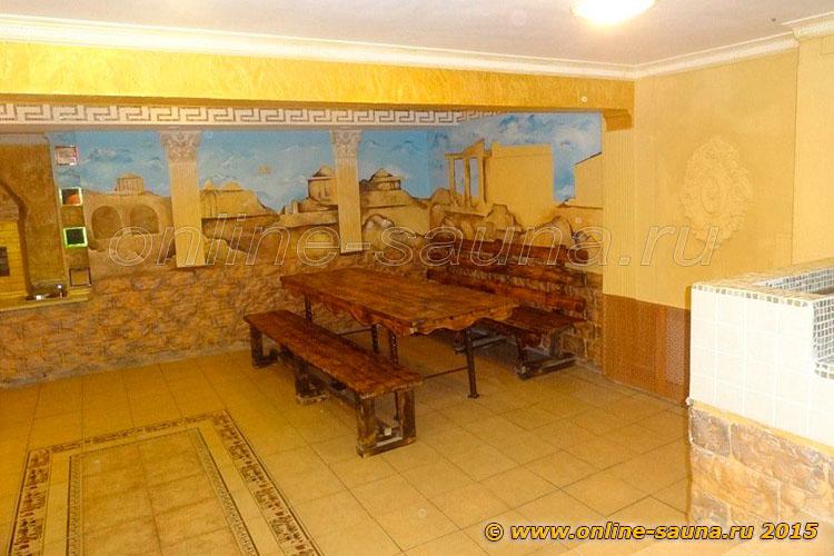 Сауна Старый Замок