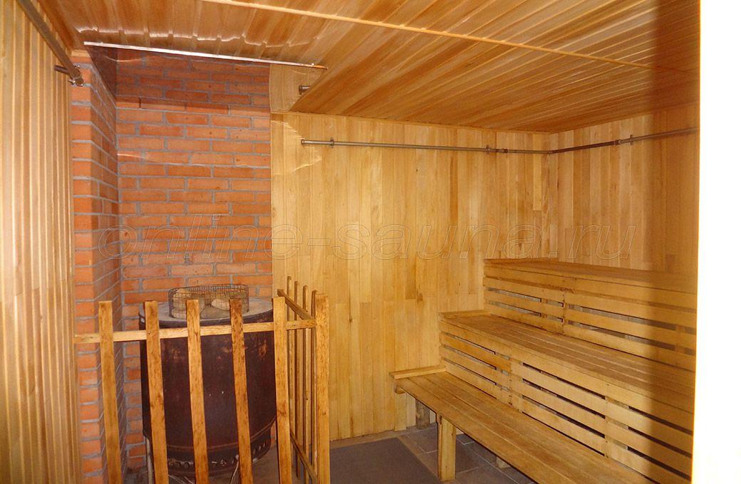 Советский, общественная баня